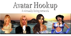 Avatar Hookup Splash bannerfor WordPress