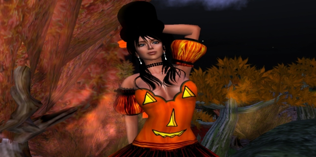Halloween Xandria GREAT PUMPKIN